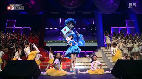 150110 (AKB48G) AKB48 4th Kouhaku Taikou Uta Gassen.ts - 00188