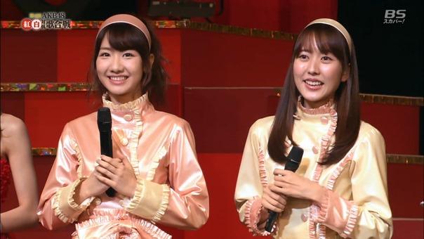150110 (AKB48G) AKB48 4th Kouhaku Taikou Uta Gassen.ts - 00238