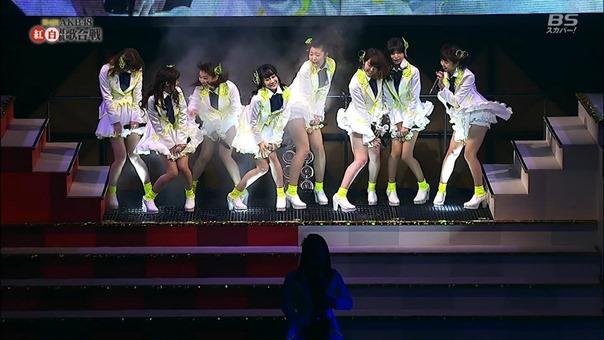 150110 (AKB48G) AKB48 4th Kouhaku Taikou Uta Gassen.ts - 00305