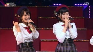 150110 (AKB48G) AKB48 4th Kouhaku Taikou Uta Gassen.ts - 00439