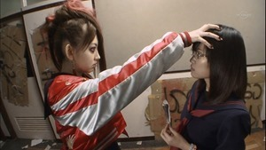 Majisuka Gakuen 1 ep09 HD (1440x1080 x264).mkv - 00007