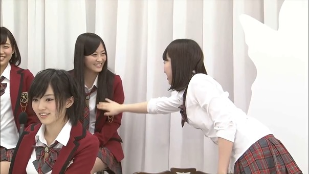 YNN [NMB48 CHANNEL] Rii-chan 24-hour TV - Adult Time 140212.mp4 - 00045