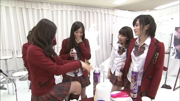 YNN [NMB48 CHANNEL] Rii-chan 24-hour TV - Time of adult (part2 - Nana's Cafe).mp4 - 00012