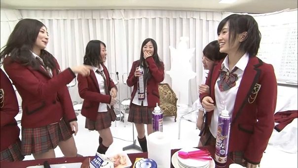 YNN [NMB48 CHANNEL] Rii-chan 24-hour TV - Time of adult (part2 - Nana's Cafe).mp4 - 00015