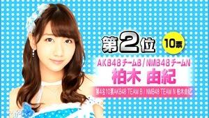 第53巻 typeN SNH48裏総選挙「憧れのAKB48メンバーは誰?」(2) - YouTube.mp4 - 00011