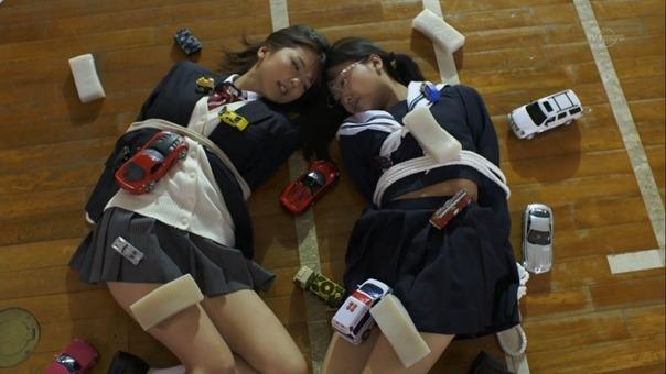 Erina Mano & Rie Kitahara - Minna! Esper Dayo! Bangai-hen ~Esper, to e iku~ 20150404.mp4 - 00075