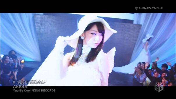 AKB48 Bokutachi wa Tatakawana.ts - 00000