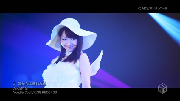 AKB48 Bokutachi wa Tatakawana.ts - 00002