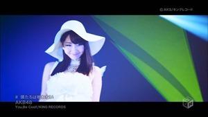AKB48 Bokutachi wa Tatakawana.ts - 00003