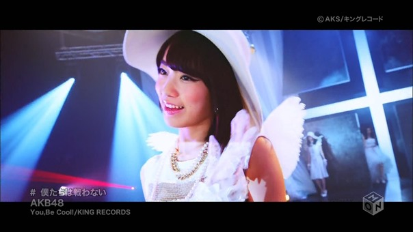 AKB48 Bokutachi wa Tatakawana.ts - 00008