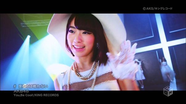 AKB48 Bokutachi wa Tatakawana.ts - 00009
