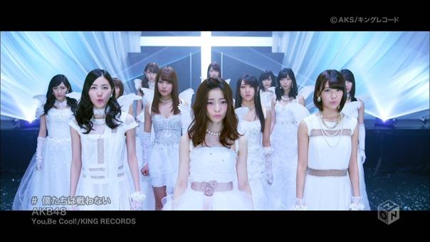 AKB48 Bokutachi wa Tatakawana.ts - 00011