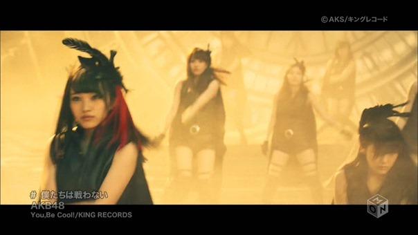 AKB48 Bokutachi wa Tatakawana.ts - 00014