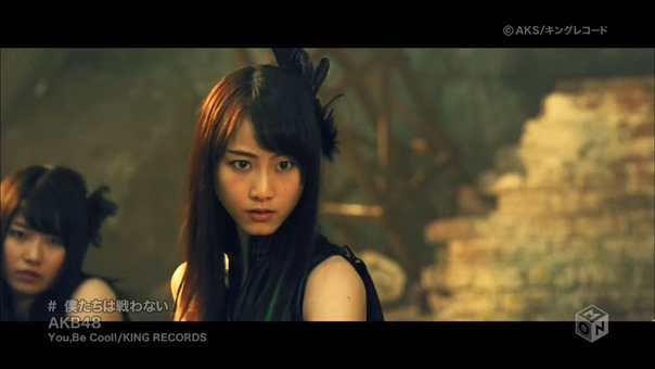 AKB48 Bokutachi wa Tatakawana.ts - 00018