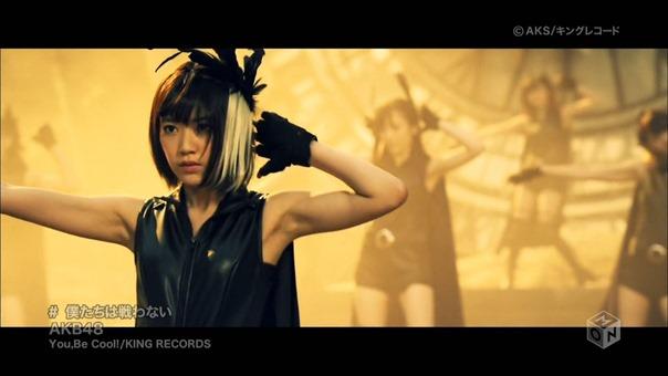 AKB48 Bokutachi wa Tatakawana.ts - 00022
