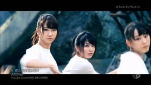 AKB48 Bokutachi wa Tatakawana.ts - 00032
