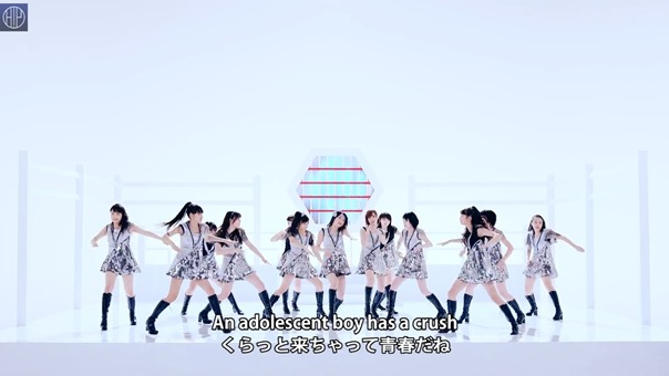 Morning Musume'15 - Seishun Kozou ga Naiteiru (Dance Shot Ver.).mp4 - 00020