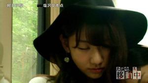 AKB48 Tabi Shojo ep12 150627 - We're moving now (Hulu original ver.).mp4 - 00042