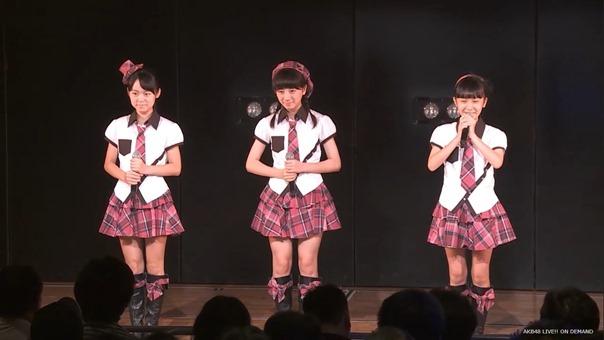 [720p] AKB48 150716 B3R LOD 1830 (Kashiwagi Yuki BD).mp4 - 00002