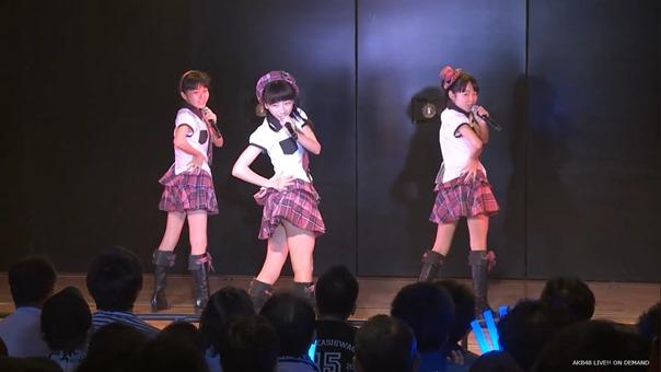 [720p] AKB48 150716 B3R LOD 1830 (Kashiwagi Yuki BD).mp4 - 00013