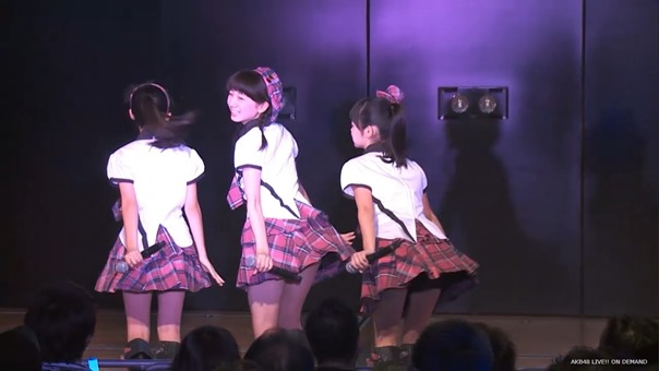 [720p] AKB48 150716 B3R LOD 1830 (Kashiwagi Yuki BD).mp4 - 00021