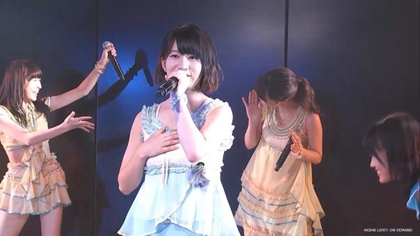 [720p] AKB48 150716 B3R LOD 1830 (Kashiwagi Yuki BD).mp4 - 00073