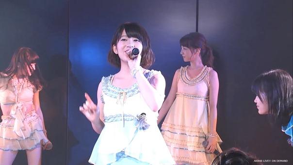 [720p] AKB48 150716 B3R LOD 1830 (Kashiwagi Yuki BD).mp4 - 00077