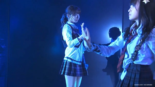 [720p] AKB48 150716 B3R LOD 1830 (Kashiwagi Yuki BD).mp4 - 00249