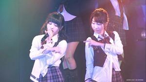 [720p] AKB48 150716 B3R LOD 1830 (Kashiwagi Yuki BD).mp4 - 00254