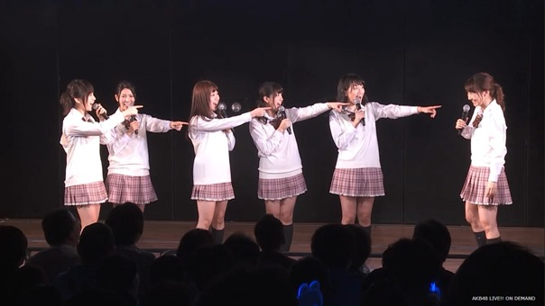 [720p] AKB48 150716 B3R LOD 1830 (Kashiwagi Yuki BD).mp4 - 00323