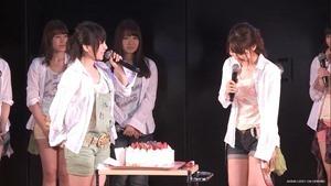 [720p] AKB48 150716 B3R LOD 1830 (Kashiwagi Yuki BD).mp4 - 00438