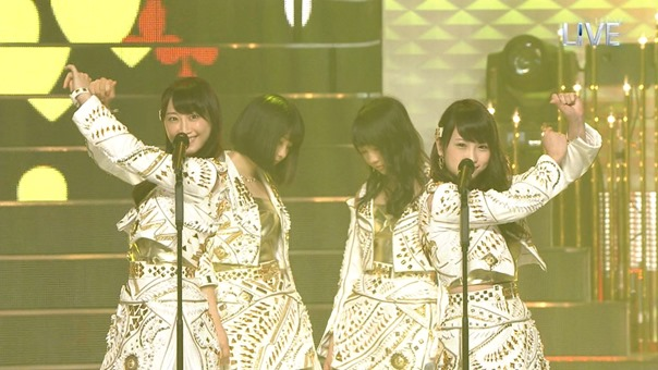 AKB48 - THE MUSIC DAY Part1 (HeavyRotation・Aitakatta).ts - 00009