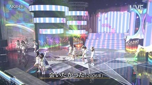 AKB48 - THE MUSIC DAY Part1 (HeavyRotation・Aitakatta).ts - 00022