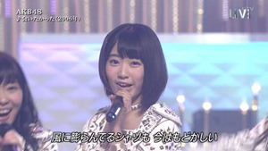 AKB48 - THE MUSIC DAY Part1 (HeavyRotation・Aitakatta).ts - 00026