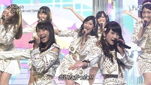 AKB48 - THE MUSIC DAY Part1 (HeavyRotation・Aitakatta).ts - 00030