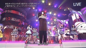 AKB48 - THE MUSIC DAY Part2 (48G Medley).ts - 00021