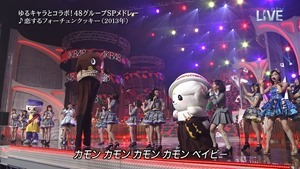AKB48 - THE MUSIC DAY Part2 (48G Medley).ts - 00029