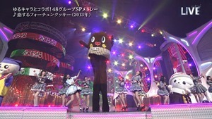 AKB48 - THE MUSIC DAY Part2 (48G Medley).ts - 00036