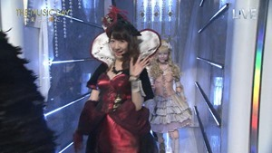 AKB48 - THE MUSIC DAY Part3 (Halloween・Night).ts - 00003