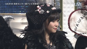 AKB48 - THE MUSIC DAY Part3 (Halloween・Night).ts - 00016