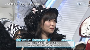 AKB48 - THE MUSIC DAY Part3 (Halloween・Night).ts - 00021