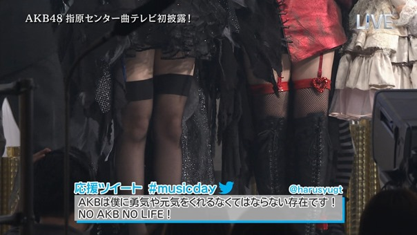 AKB48 - THE MUSIC DAY Part3 (Halloween・Night).ts - 00022