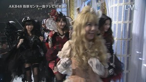 AKB48 - THE MUSIC DAY Part3 (Halloween・Night).ts - 00024