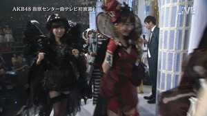 AKB48 - THE MUSIC DAY Part3 (Halloween・Night).ts - 00025