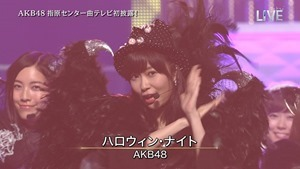 AKB48 - THE MUSIC DAY Part3 (Halloween・Night).ts - 00029