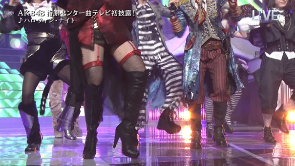 AKB48 - THE MUSIC DAY Part3 (Halloween・Night).ts - 00032