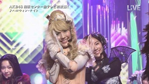 AKB48 - THE MUSIC DAY Part3 (Halloween・Night).ts - 00036