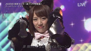 AKB48 - THE MUSIC DAY Part3 (Halloween・Night).ts - 00038