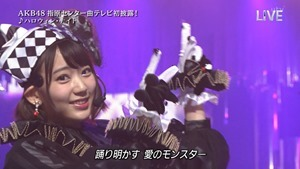 AKB48 - THE MUSIC DAY Part3 (Halloween・Night).ts - 00047