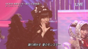 AKB48 - THE MUSIC DAY Part3 (Halloween・Night).ts - 00049